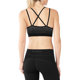 Smartwool PhD Seamless Strappy Bra Black